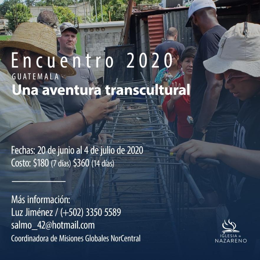 ENCUENTRO GUATEMALA